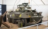 Ford M8 Light Armored Car - Salon ,Auto-Moto Classic, Metz, 2019