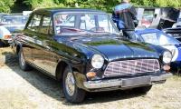 Ford Taunus 12M (P4) 1964 - Automania 2017, Manderen, Château de Malbrouck