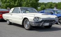 Ford Thunderbird IV 1965 - Autos Mythiques 57, Thionville, 2019