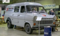 Ford Transit I MK1 1974 - LOF, Autotojumble, Luxembourg, 2020