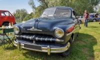 Ford Vedette - Retro Meus'Auto 2018, Lac de la Madine