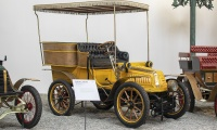 Fouillaron 10 HP 1906 - Cité de l'automobile, Collection Schlumpf, Mulhouse, 2020