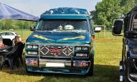 GMC Van III - Retro Meus'Auto 2018, Lac de la Madine