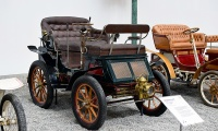 Fouillaron 10 HP Tonneau 1906 - Cité de l'automobile, Collection Schlumpf