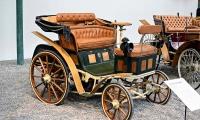 Georges Richard Vis à Vis 1894 - Cité de l'automobile, Collection Schlumpf