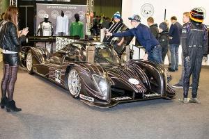 Ginetta G58 prototype - Luxembourg Motor Show 2018