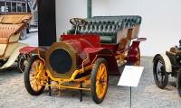 Gladiator 12 HP Double Phaeton 1907 - Cité de l'automobile, Collection Schlumpf
