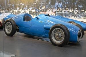 Gordini 16 Monoplace GP 1952 - Cité de l'automobile, Collecion Schlumpf, Mulhouse, 2020