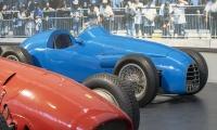 Gordini 16 Monoplace GP 1953 - Cité de l'automobile, Collection Schlumpf, Mulhouse, 2020