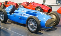 Gordini 16 Monoplace GP 1953 - Cité de l'automobile, Collection Schlumpf