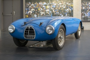 Gordini 20s Biplace Sport 1952 - Cité de l'automobile, Collection Schlumpf, Mulhouse, 2020