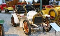 Grégoire 6/8 HP Biplace Sport 1910 - Cité de l'automobile, Collection Schlumpf