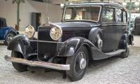 Hispano-Suiza K6 Limousine 1935 - Cité de l'automobile, Collection Schlumpf 2020
