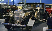 Hispano-Suiza J12 Berline 1933 - Cité de l'automobile, Collection Schlumpf