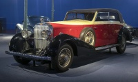 Hispano-Suiza J12 Cabriolet 1933 - Cité de l'automobile, Collection Schlumpf 2020