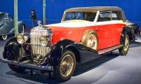 Hispano-Suiza J12 Cabriolet 1933 - Cité de l'automobile, Collection Schlumpf