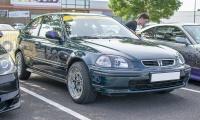 Honda Civic VI - Autos Mythiques 57, Thionville, 2019