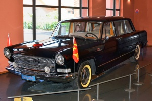 Hongqi CA770 1976 - Cité de l'automobile, Collection Schlumpf