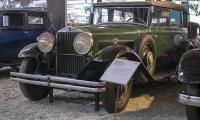 Horch 8 450 limousine 1931 - Cité de l'automobile, Collection Schlumpf, Mulhouse, 2020
