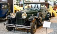 Horch 8 450 Limousine 1931 - Cité de l'automobile, Collection Schlumpf