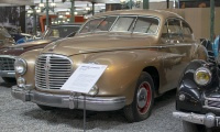 Hotchkiss Grégoire Coach - Cité de l'automobile, Collection Schlumpf, Mulhouse, 2020