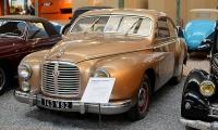 Hotchkiss Grégoire Coach - Cité de l'automobile, Collection Schlumpf