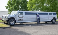 Hummer H2 limousine - Autos Mythiques 57, Thionville, 2019