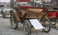Hurtu dos à dos 1897 - Cité de l'automobile, Collection Schlumpf, Mulhouse, 2020