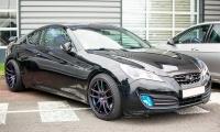 Hyundai Genesis Coupe 3.8L - JRS Passion, Sémécourt, 2019