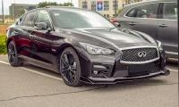 Infiniti Q70 - Cars & Coffee Deluxe Luxembourg Mai 2019
