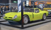 ISO Rivolta Grifo A3/C 1965 - Salon ,Auto-Moto Classic, Metz, 2019