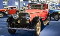 Isotta Fraschini 8A Laudelet 1928 - Cité de l'automobile, Collection Schlumpf
