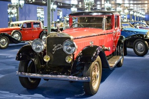 Isotta Fraschini 8A Laudelet 1928 - Cité de l'automobile, Collection Schlumpf