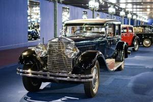 Isotta Fraschini 8A Berline 1925 - Cité de l'automobile, Collection Schlumpf