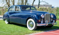 Jaguar Mark IX - LOF Oldtimer Breakfast Mamer 2019