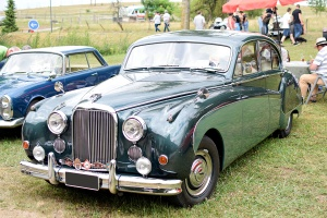 Jaguar Mark VIII - Automania 2017, Edling les Anzeling, Hara du Moulin