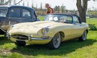 Jaguar type E Série 1.5 - LOF Oldtimer Breakfast Mamer 2019