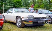 Jaguar XJSC II - Automania 2017, Edling les Anzeling, Hara du Moulin