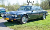 Jaguar XJ série 3 Sovereign - LOF Oldtimer Breakfast Mamer 2019