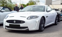Jaguar XKR-S - Cars & Coffee Deluxe Luxembourg Mai 2019