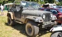 Jeep CJ Renegade - American Roadrunners 2018, Stadtbredimus