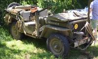 Jeep Willys MB 1944 - Automania 2016, Château de Freistroff