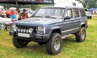 Jeep Cherokee II (XJ) - Retro Meus'Auto 2018, Lac de la Madine