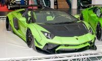 Lamborghini Aventador SV - Luxembourg Motor Show 2018