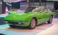 Lamborghini Islero S 1969 - Cité de l'automobile, Exposition Pop Lamborghini