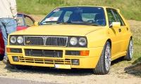 Lancia Delta HF Integrale « Evoluzione » (Evo 2) 1994 - Automania 2017, Manderen, Château de Malbrouck