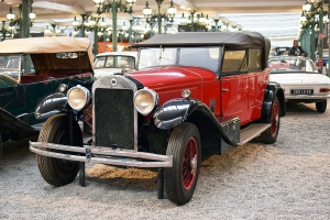 Lancia Dilambda Torpedo 1929 - Cité de l'automobile, Collection Schlumpf