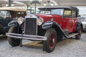 Lancia Dilambda Torpedo 1929 - Cité de l'automobile, Collection Schlumpf 2020