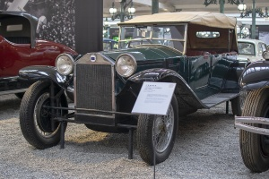 Lancia Lambda torpedo 1929 - Cité de l'automobile, Collection Schlumpf, Mulhouse, 2020