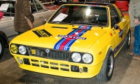 Lancia Beta Spider 1977 - Salon Auto-Moto Classic Metz 2018